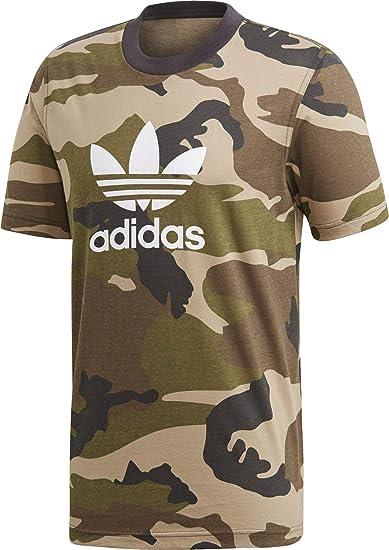 adidas Camouflage T Shirt Schwarz | adidas Deutschland