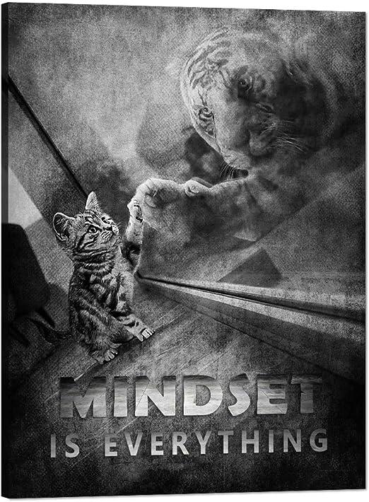 """Motivational Inspirational Success Art Print Poster 17/""""x13/"""" 023"""