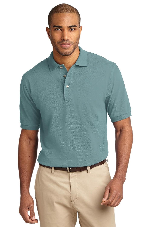 New J.Crew Mens Classic Pique Knit 2-Button Polo Shirt All Colors /& Sizes XS-XXL