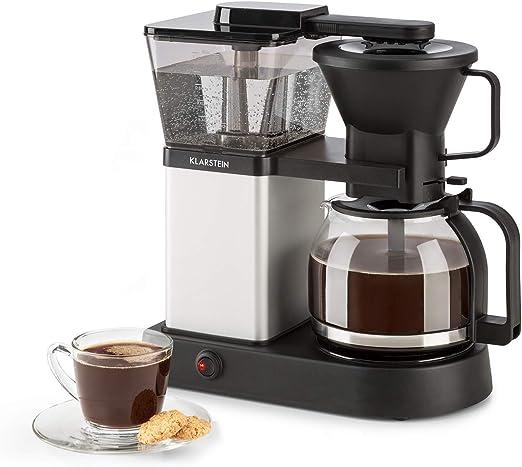 Klarstein GrandeGusto Máquina de café con jarra - Máquina de café ...