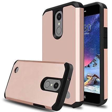 Amazon.com: Funda para LG K8 2017, carcasa para LG K4 2017 ...