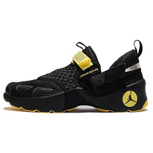 b5442eddbb45 Jordan Men s Trunner LX Shoe Black Black-Opti Yellow 8  Buy Online at Low  Prices in India - Amazon.in