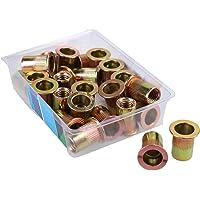 12mm Steel Nut Serts Inserts Rivet Nut Threaded Inserts Blindnut Rivnut Fastener