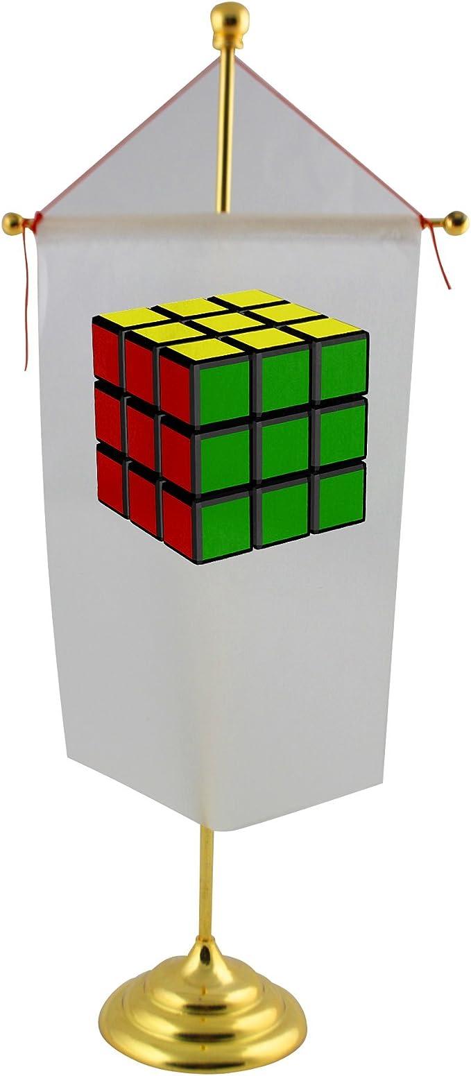 rubiko Kubas cubo de Rubik s cube Juego bandera de mesa: Amazon.es: Hogar