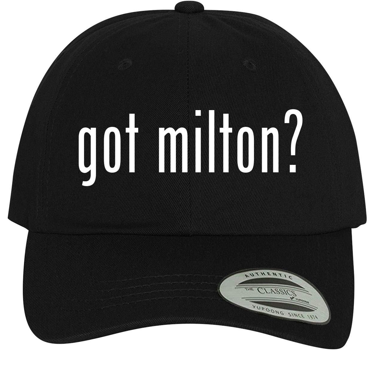 Comfortable Dad Hat Baseball Cap BH Cool Designs got Milton?