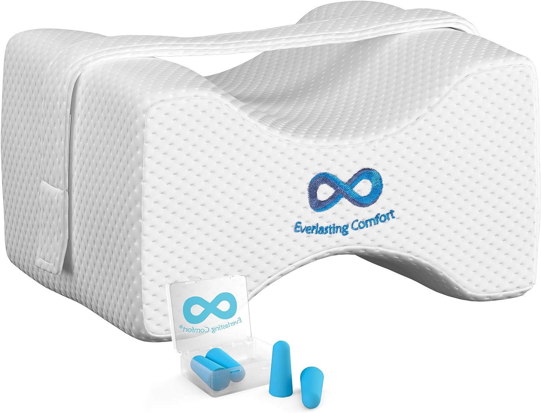 everlasting comfort foam knee pillow image