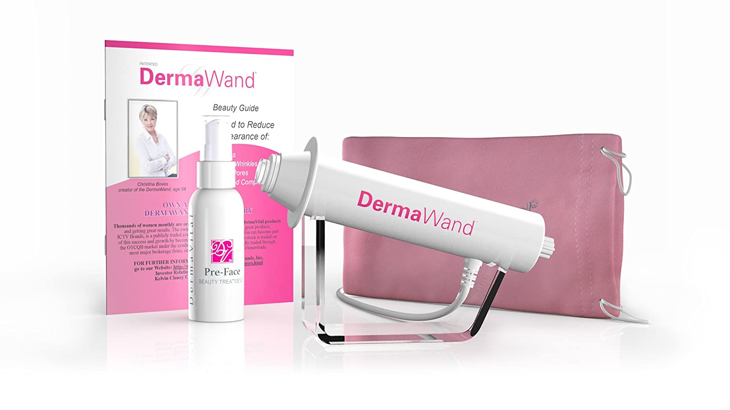 Dermawand Ultimate Anti Aging System - Reduces Appearance Of Wrinkles, 1 Count