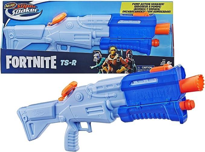 New 218ml Summer War Water Gun Fortnite HC-E Super Soaker Toy Water Blaster US