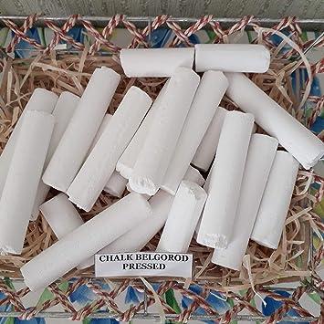 1 Lb, 450 gr. Belgorod pressed chalk Chalk edible chalk eating