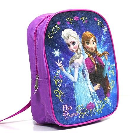 Disney Princesas Mochila + Portatodo Frozen