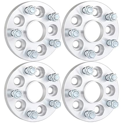 ECCPP HubCentric Wheel Spacers (4) 20mm 5lug 5x100/5x112 Forged Kit 57.1mm