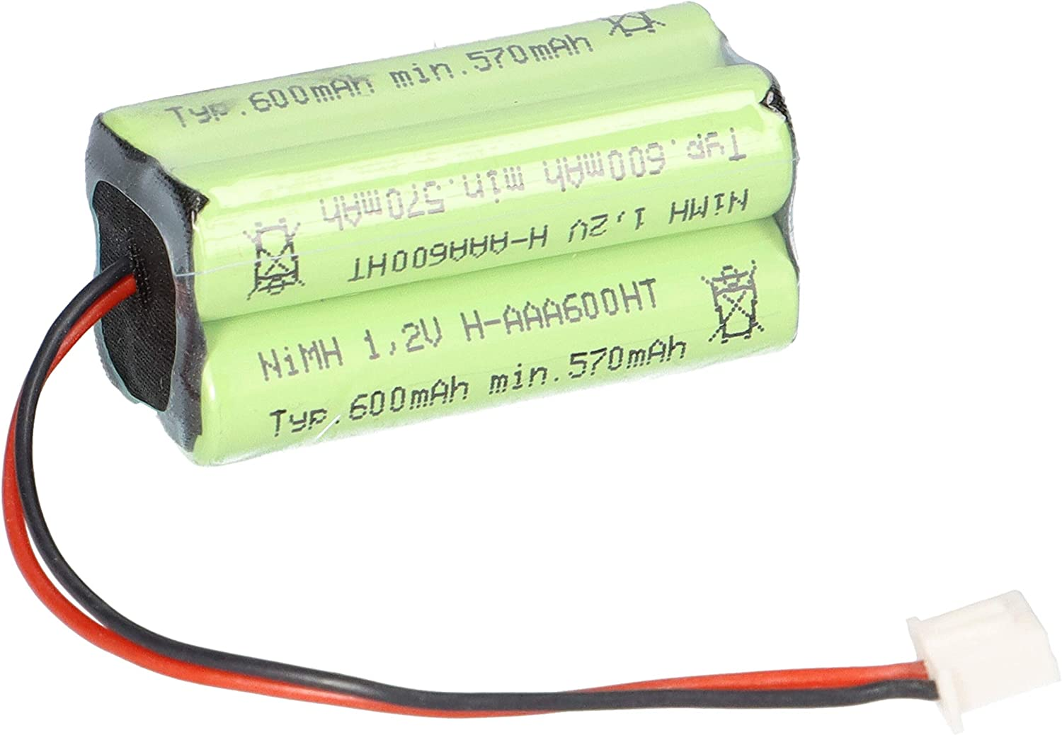 4//5SC 3000mAh für professionelle 4,8 V Ni-MH Akkus P-NGS 4,8 P-NGS4,8 Batterie