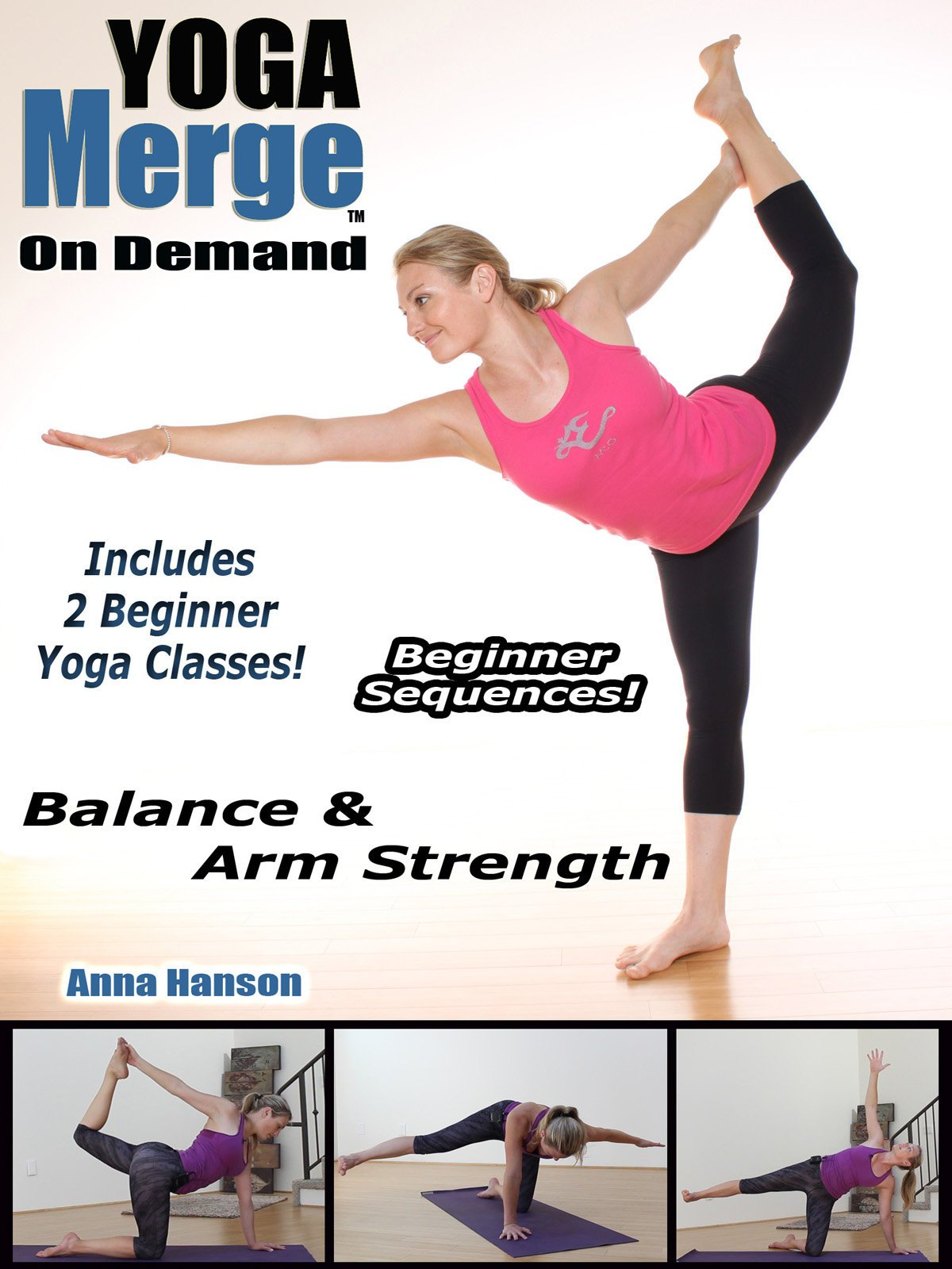Amazon.com: Beginner Yoga For Balance & Arm Strength ...