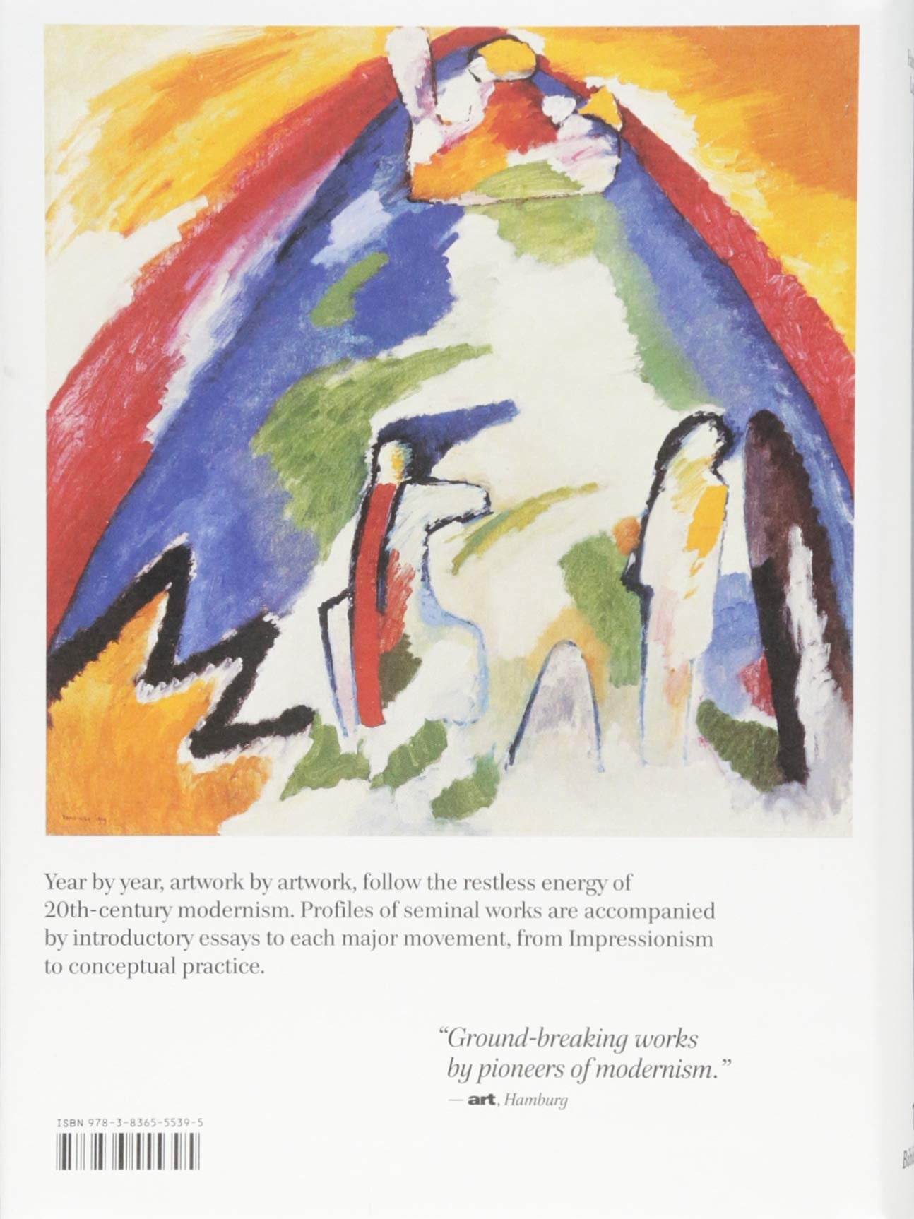 Modern Art A History from Impressionism to Today