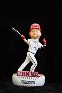 Forever Collectibles Bryce Harper Washington Nationals Baller Special Edition Bobblehead MLB