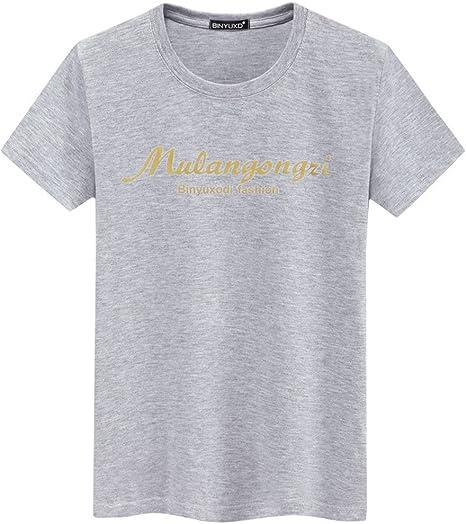 Peng Hombres Camiseta De Manga Corta con Cuello Redondo Camiseta De Manga Medio Sólido Comienzo Asentarse Hombres Camiseta Es Cómodo, Transpirable 2Pack, Gris, 3XL: Amazon.es: Deportes y aire libre