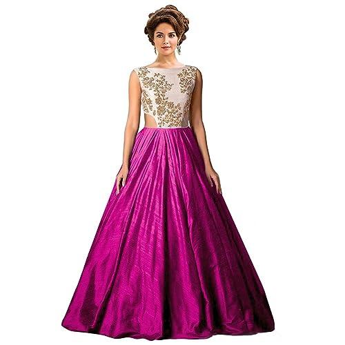 Amit Fashions Abito elegante esclusivo per le donne