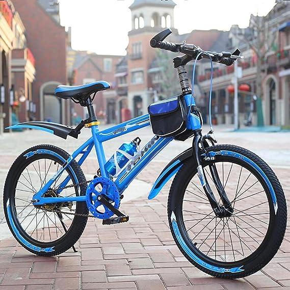 Bicicleta para aprendizaje infantil ciclo ligero de 6 a 10 años ...