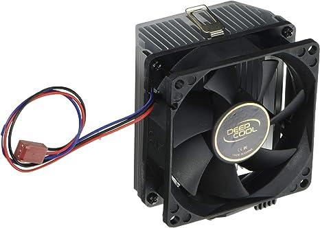 DeepCool CK-AM209 Procesador Enfriador - Ventilador de PC ...