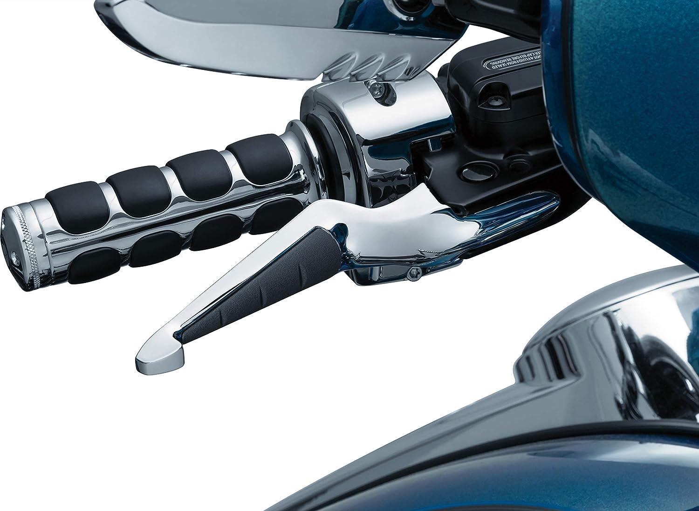 Kuryakyn 5736 Chrome ISO Lever Set-5736 for Harley-Davidson 2017-2018 Electra Road Kings /& Street Glides