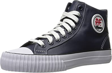 Center Hi Leather Fashion Sneaker
