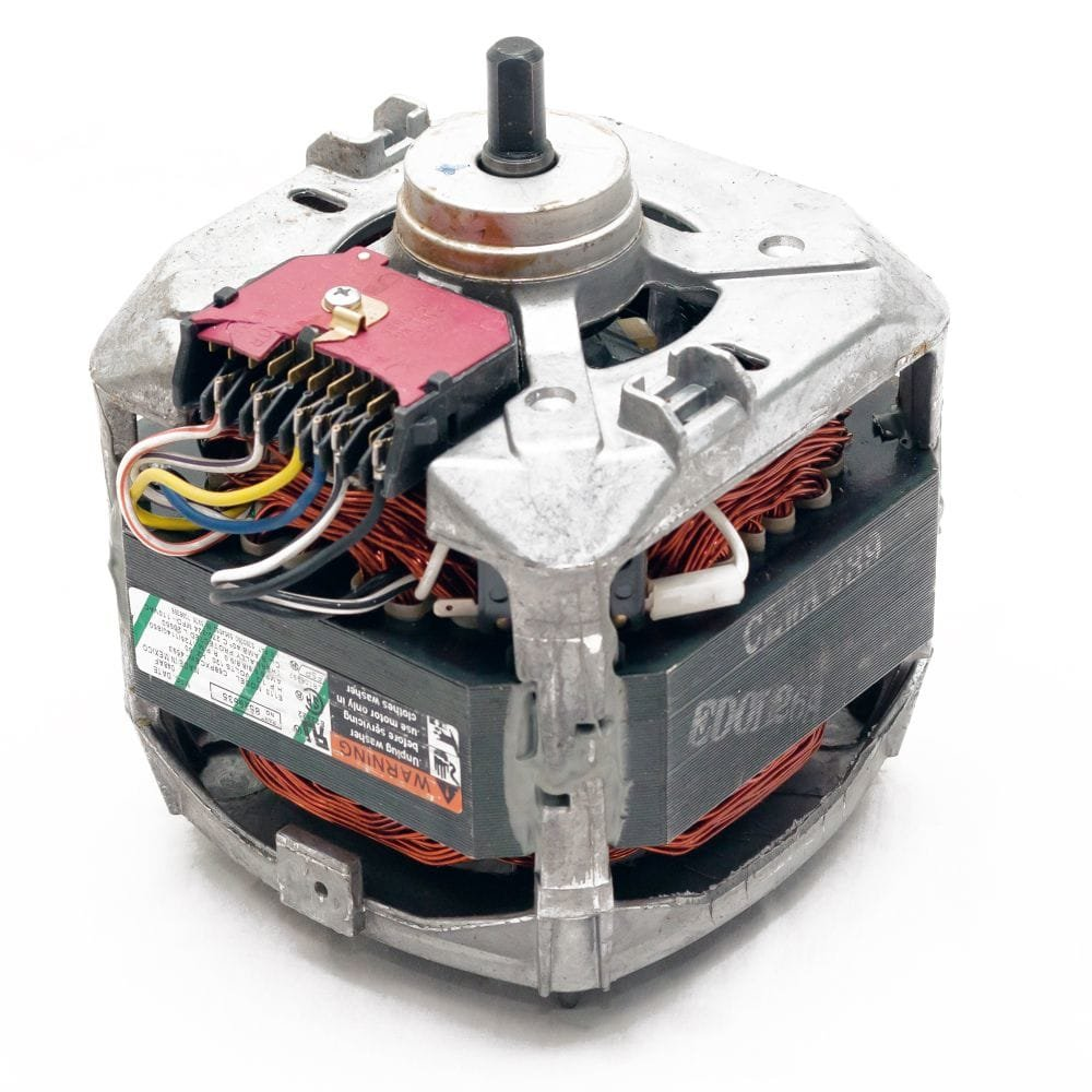 Amazon.com: Whirlpool W8529935 Washer Drive Motor Genuine Original  Equipment Manufacturer (OEM) Part: Home Improvement