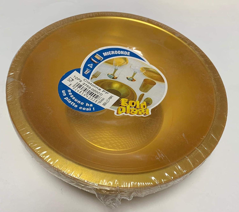 Cuenco de oro para microondas, 450 cc, caja con 28 paquetes ...