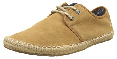 London Tourist Basic 4.0, Espadrilles Homme, Beige (Sand), 44 EUPepe Jeans London