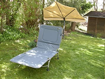 camping chaise longue stabielo