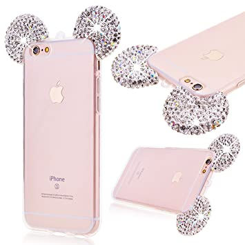 coque iphone 6 oreille mickey