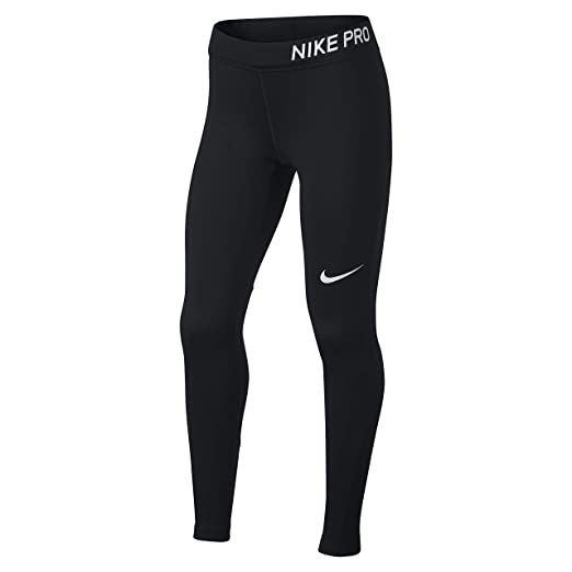 05f757af9 Amazon.com: Nike Girls Basic Training Tight: Clothing