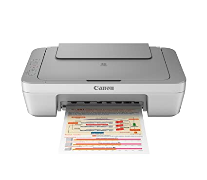 Amazoncom Canon Pixma Mg2420 Inkjet Photo Printer Copyprintscan