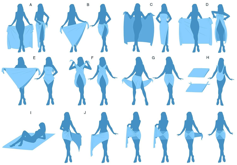 8273a9daa0 PERSONALISED PINK COCKTAILS HEN DO DESIGN CHIFFON MEDIUM LENGTH SARONG  SWIMWEAR BEACH COVER UP WRAP: Amazon.co.uk: Clothing