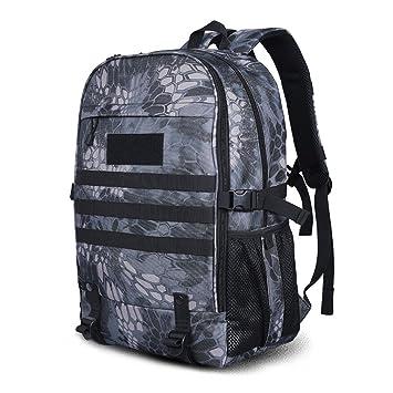 LIFEIFENG LF&F Backpack Acampada y Senderismo Mochilas Mochila de Viaje al Aire Libre 50 litros de