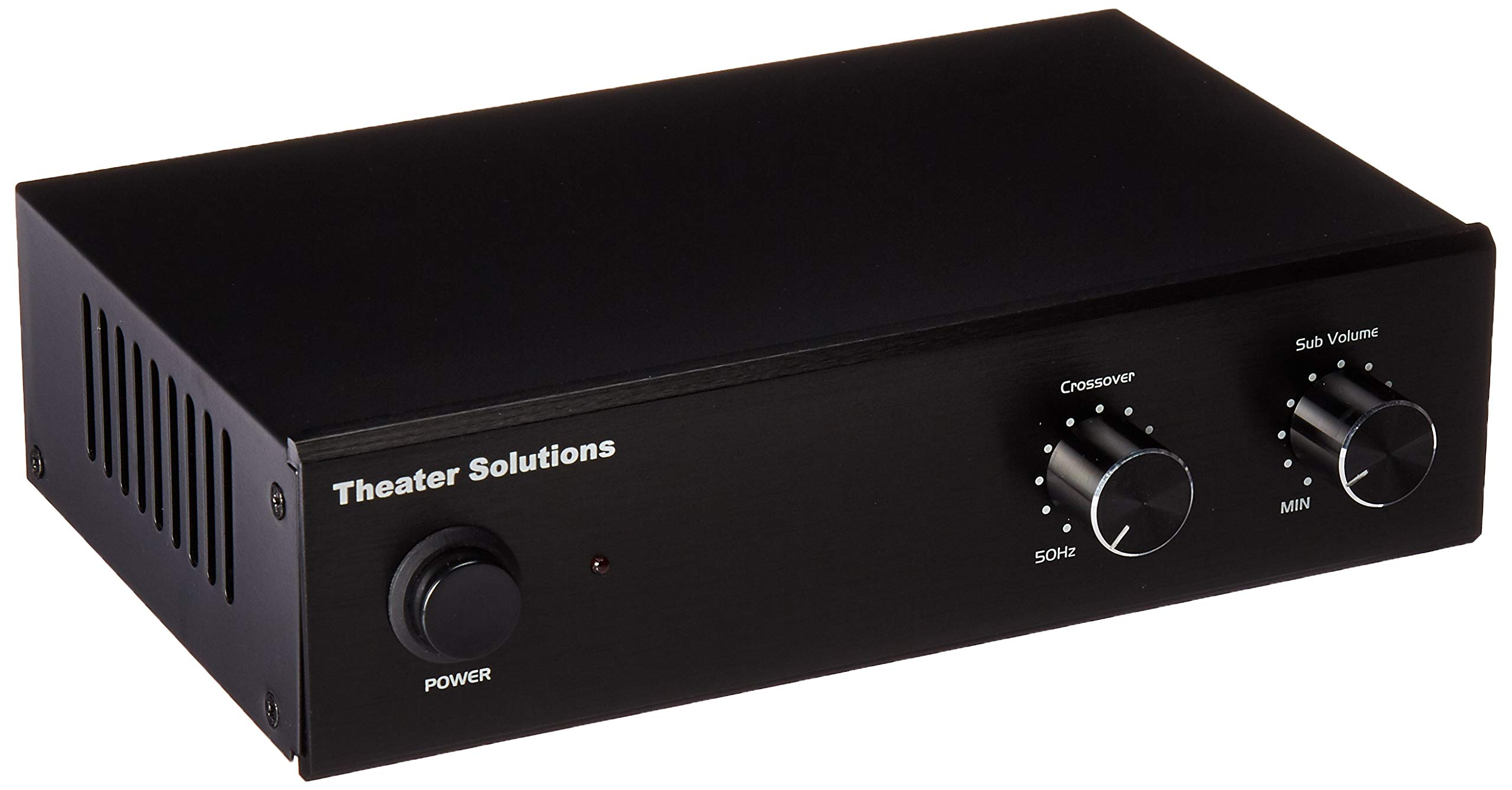 Theater Solutions SA200 Passive Subwoofer 200 Watt Amplifier for Home Theater by Theater Solutions