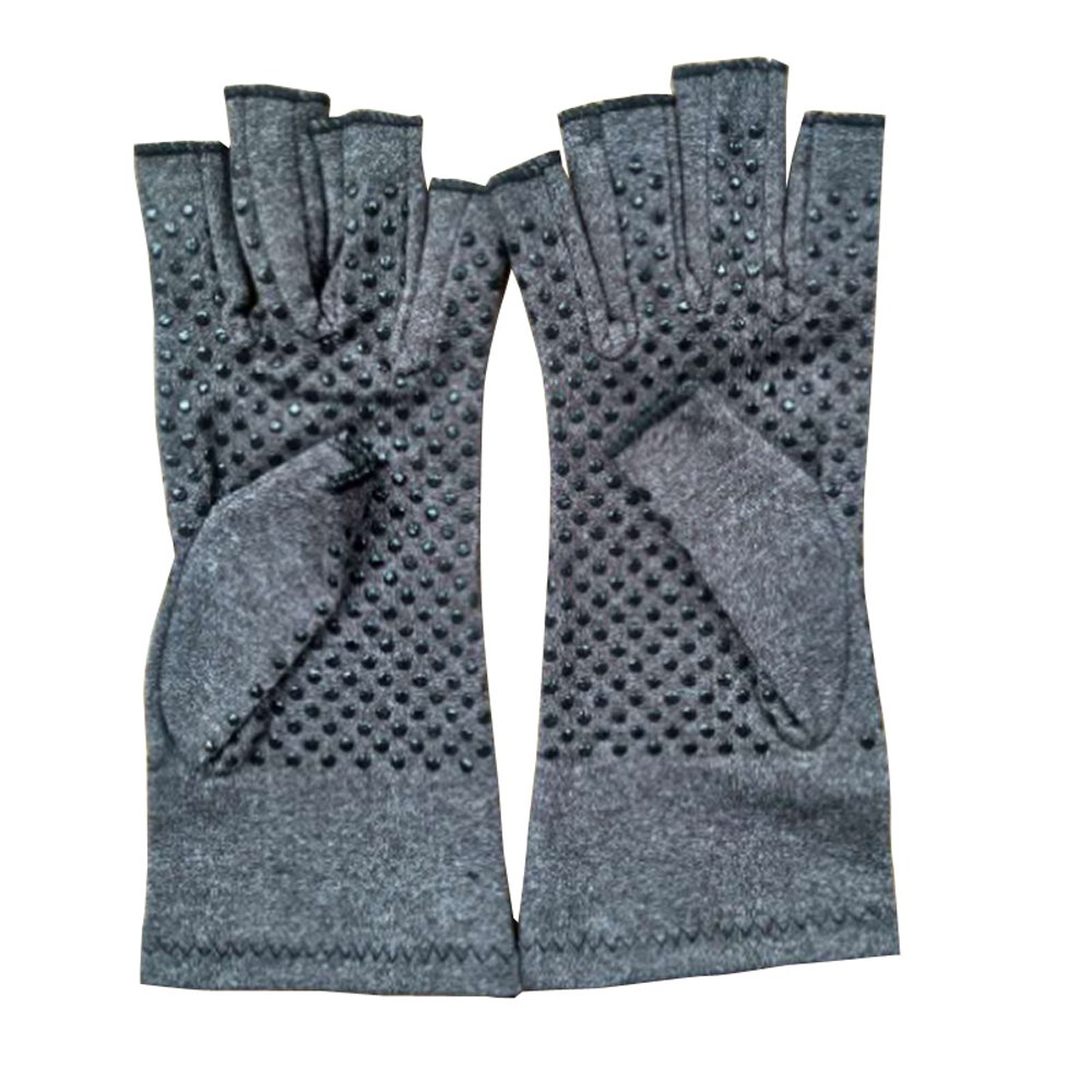 Arthritis Compression Gloves,Fencia Cotton and Spandex Arthritis Rehabilitation Bumps Training Nursing Grip Gloves Relief from Arthritis Symptoms,Raynauds Disease, Carpal Tunnel, Hand Conditions