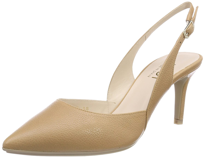 lodi Pino-go, Zapatos de tacón con Punta Cerrada para Mujer