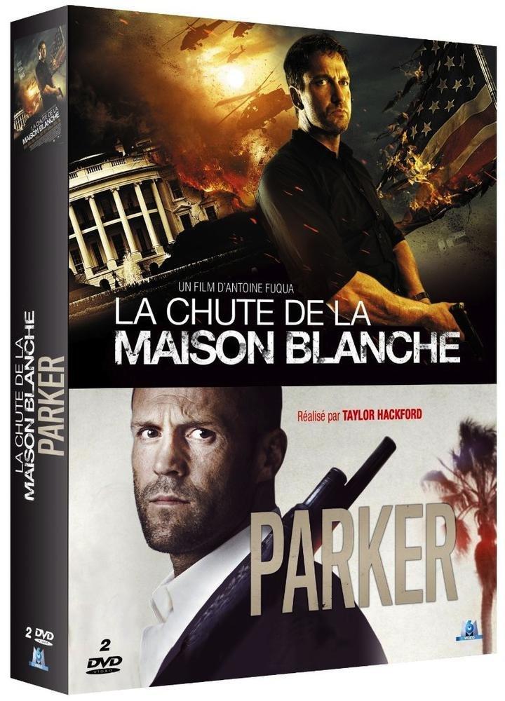 Amazon Com La Chute De La Maison Blanche Parker Movies Tv