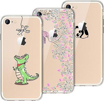 Yokata [3 Packs Funda para iPhone 7 Funda iPhone 8 Carcasa ...