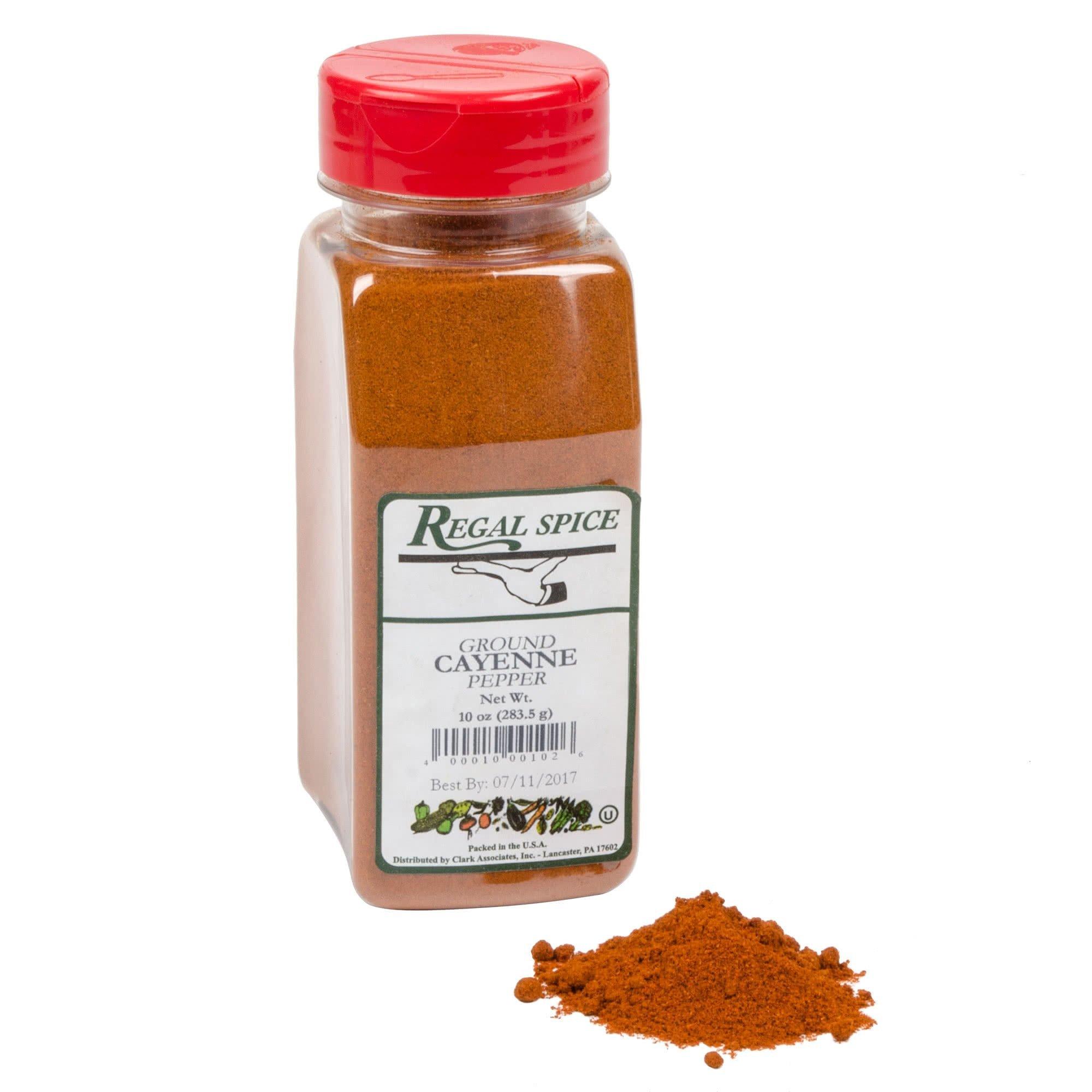 Regal Ground Cayenne Pepper - 10 oz.