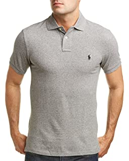 1ba93adcf Amazon.com: Ralph Lauren Men's Slim Fit Polo Shirt: Clothing