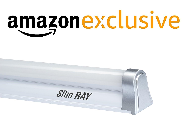 Crompton Slim Ray 18-Watt LED Tube Light (Cool Day Light)