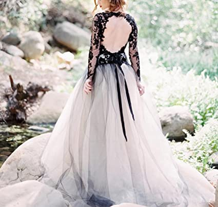 Mr.ace Homme 2017 Vintage Appliques Wedding Dresses Organza Ball Gown at Amazon Womens Clothing store: