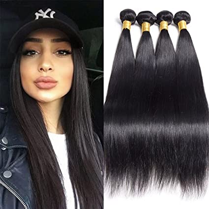 9A Brazilian Virgin Human Hair 3 Bundles