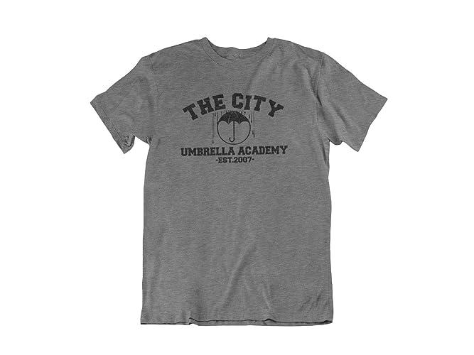 e751434d48c Amazon.com  Umbrella Academy T-Shirt Umbrella Academy inspired Shirt Multiple  colors up to 3XL  Handmade