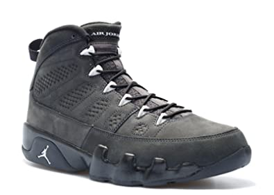 low priced 614c3 75ff4 Image Unavailable. Image not available for. Color  Air Jordan 9 Retro   quot Anthracite quot  - 302370 013