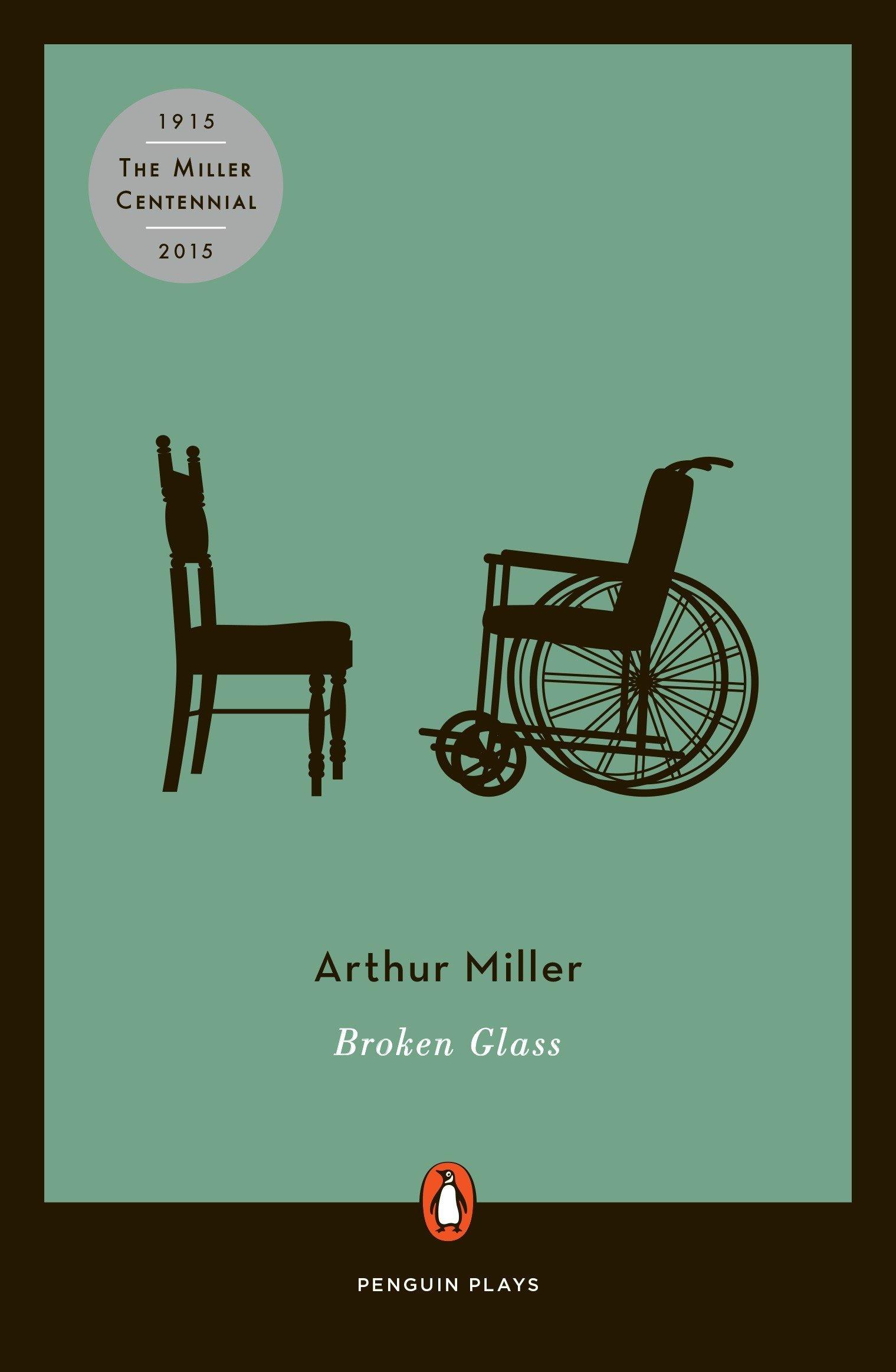Broken Glass Penguin Plays Arthur Miller 9780140249385 Amazon