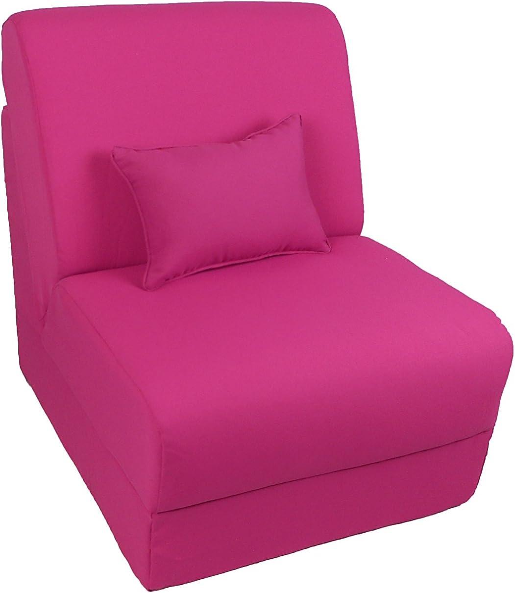 Fun Furnishings Teen Chair, Fuchsia