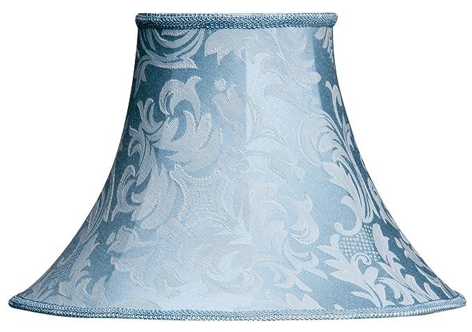 Premier housewares small jacquard flock table lamp shade pale blue premier housewares small jacquard flock table lamp shade pale blue aloadofball Images