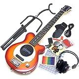 Pignose ピグノーズ ギター PGG-200 CS アンプ内蔵ミニギター14点セット [98765]【検品後発送で安心】
